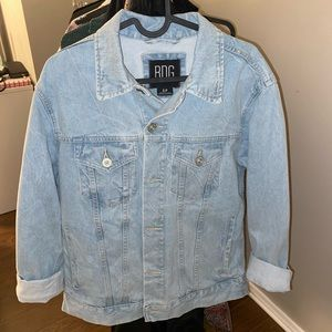 Denim Jacket Urban Outfitters
